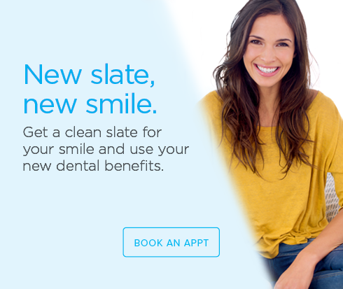 Canton Smiles Dentistry and Orthodontics - New Year, New Dental Benefits
